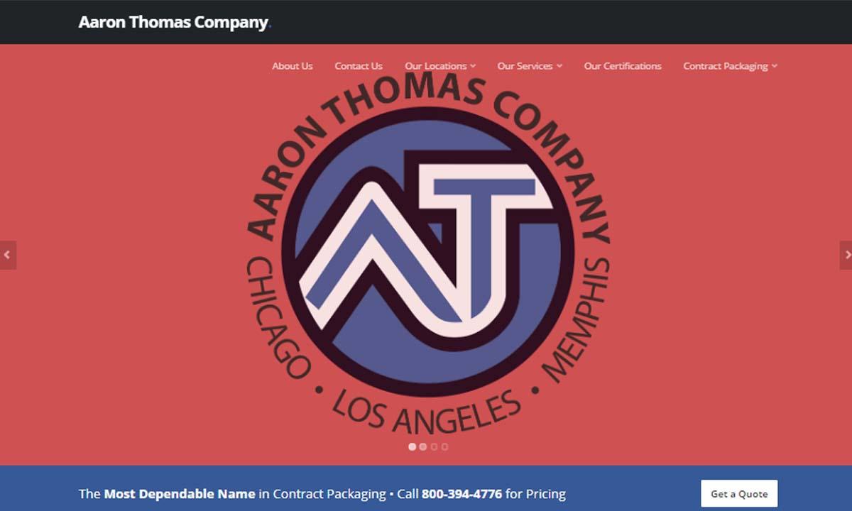 Aaron Thomas Company, Inc.