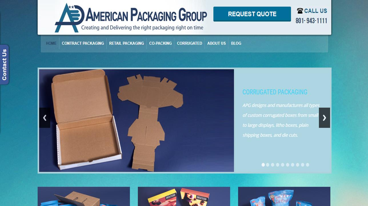 More Contract Packaging Company Listings