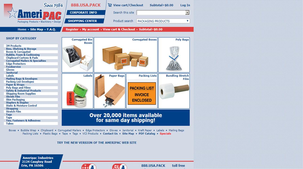 Ameripac Industries | Contract Packaging
