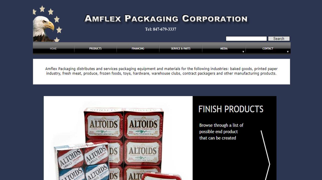 Amflex Packaging Corp.