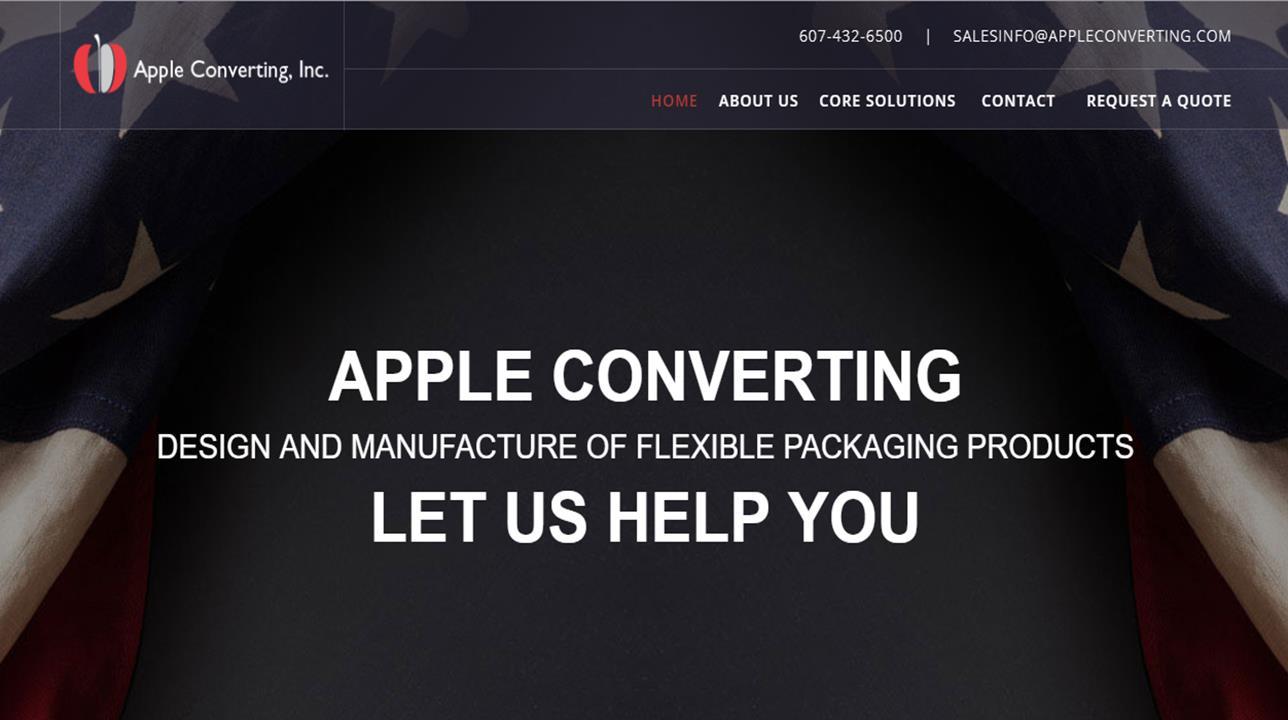 Apple Converting, Inc.
