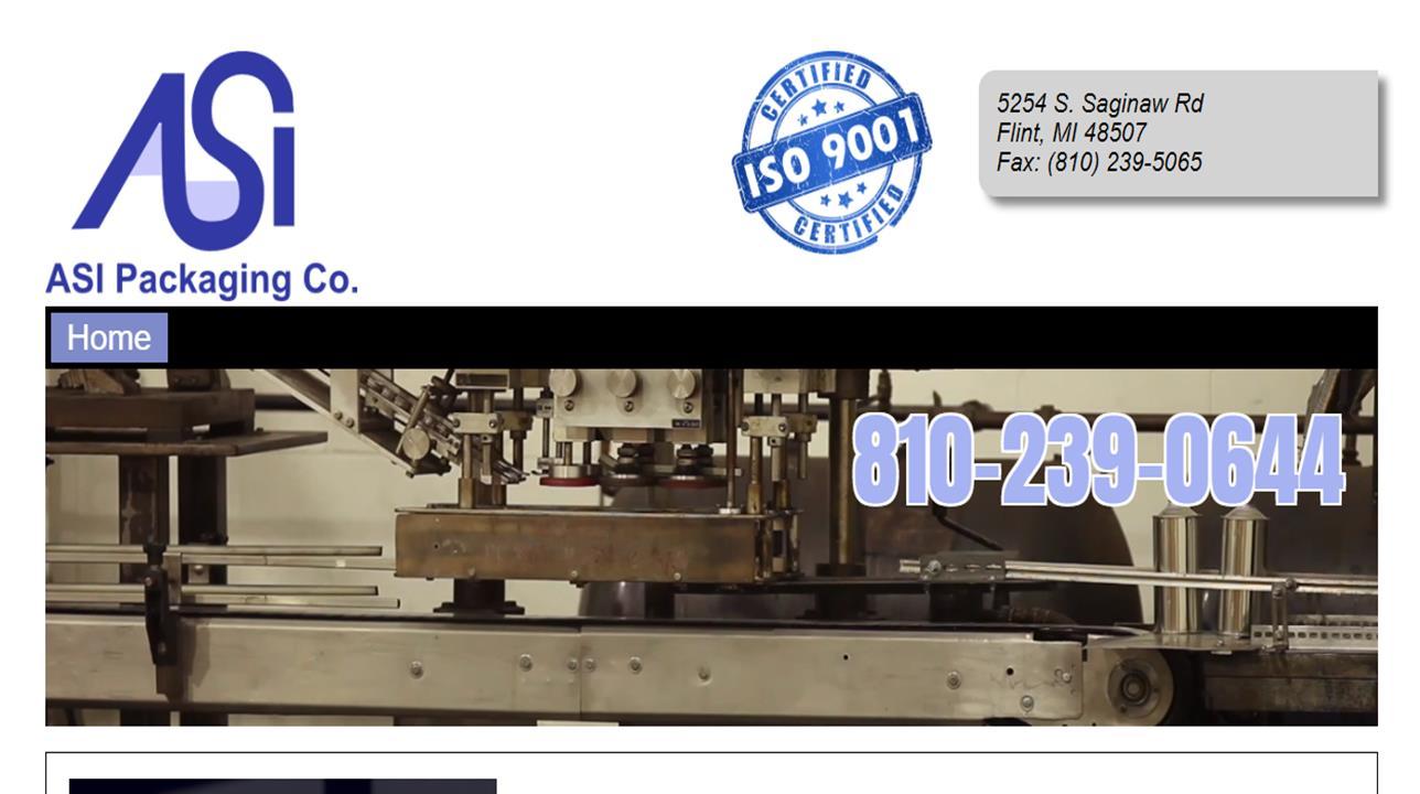 ASI Packaging Co.