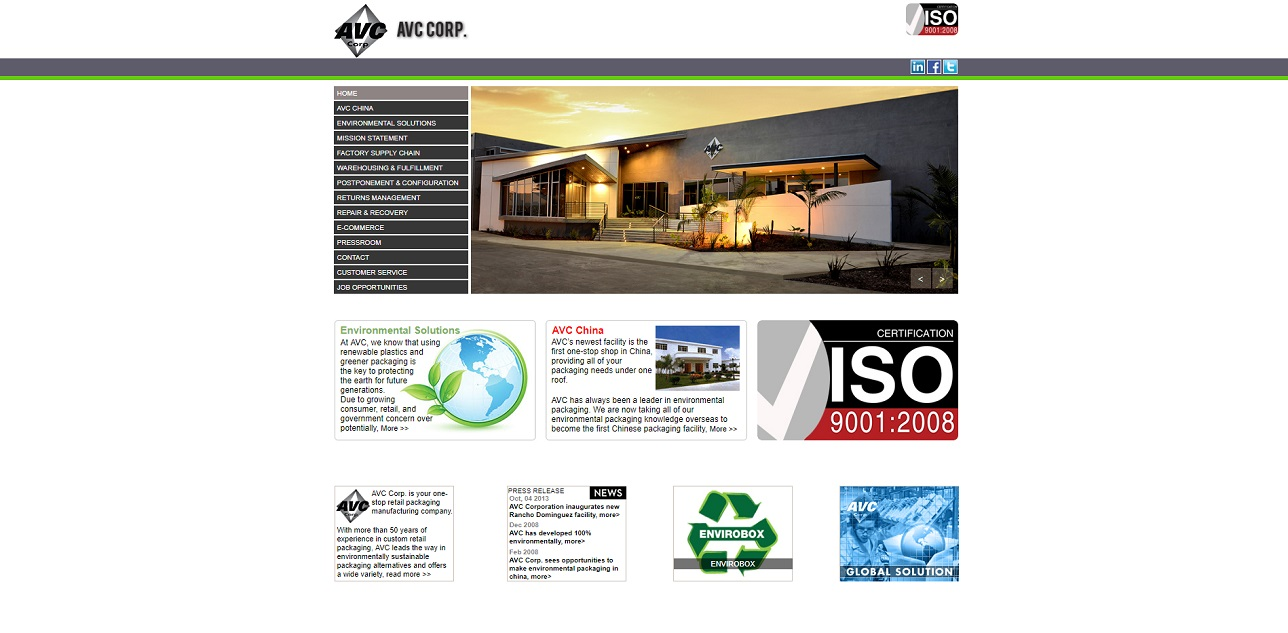 AVC Corporation