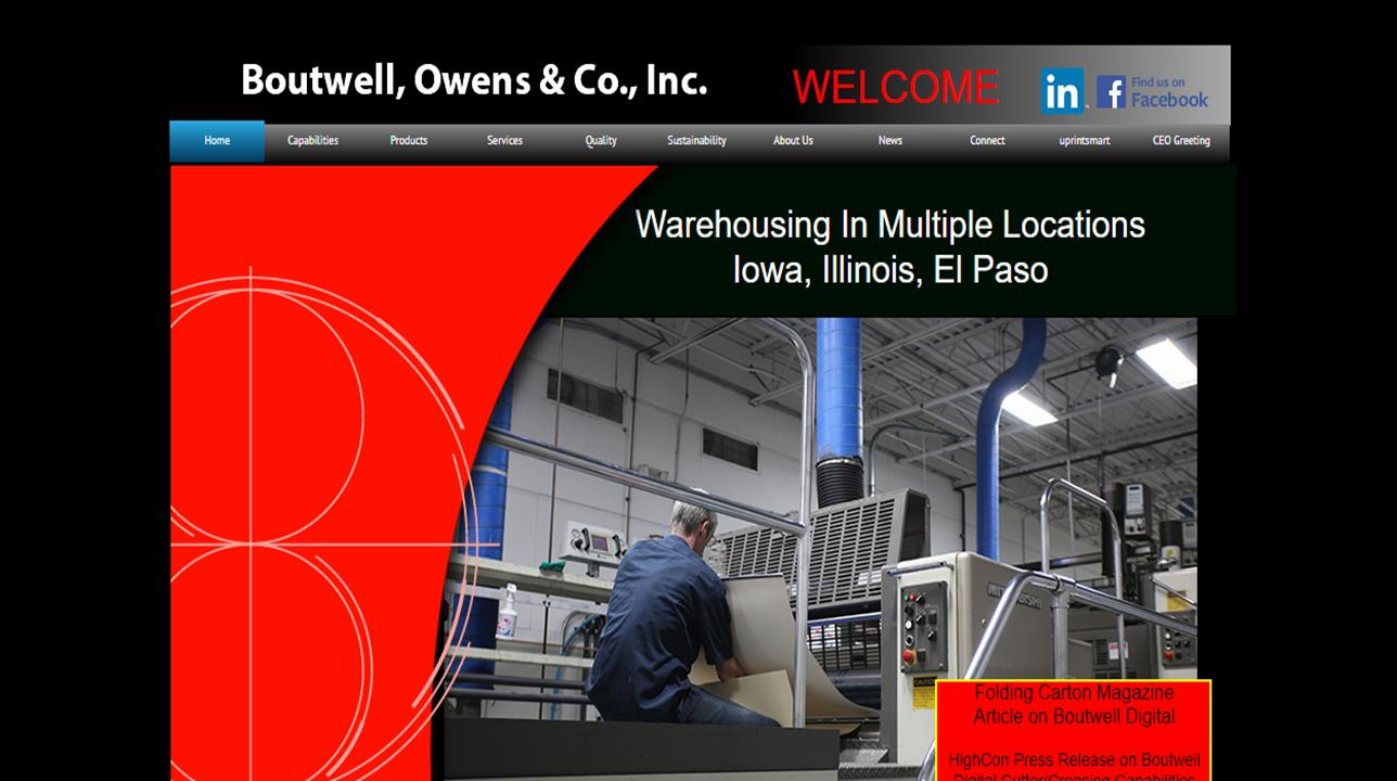 Boutwell, Owens & Co., Inc.