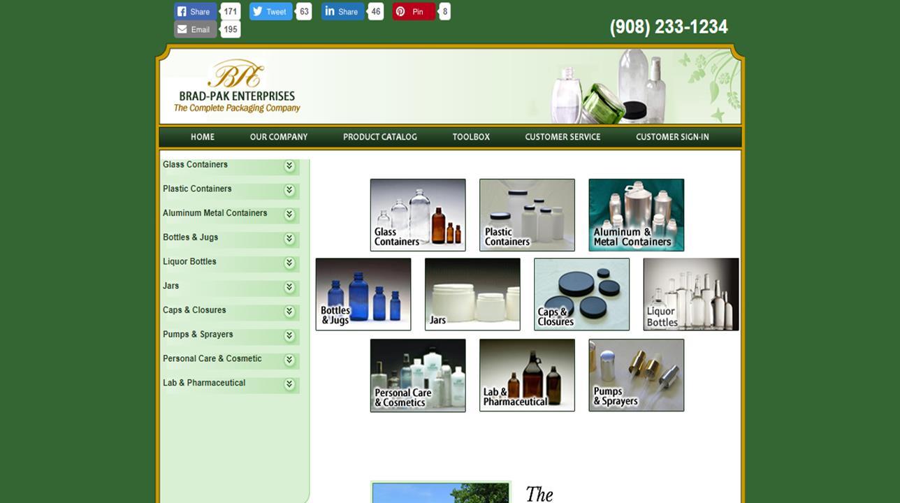 Brad-Pak Enterprises Inc.