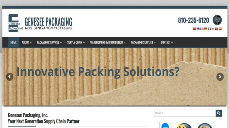 Genesee Packaging, Inc.