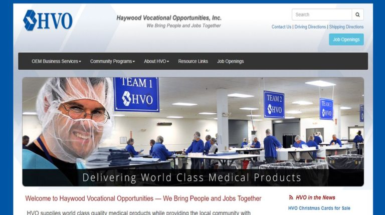 Haywood Vocational Opportunities