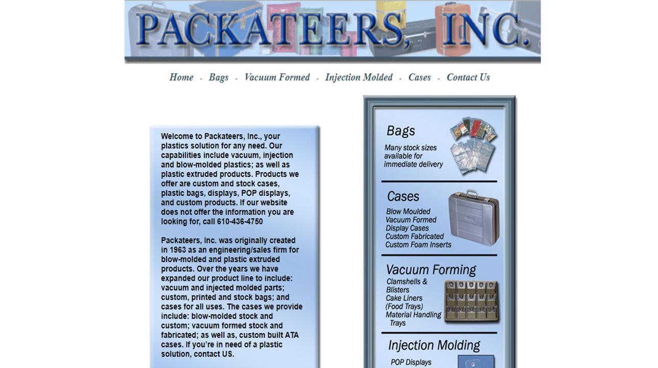 Packateers, Inc.