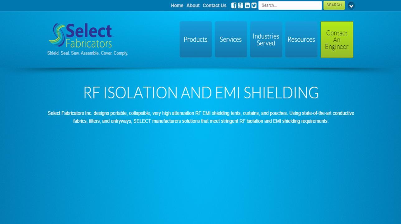 Select Fabricators, Inc.