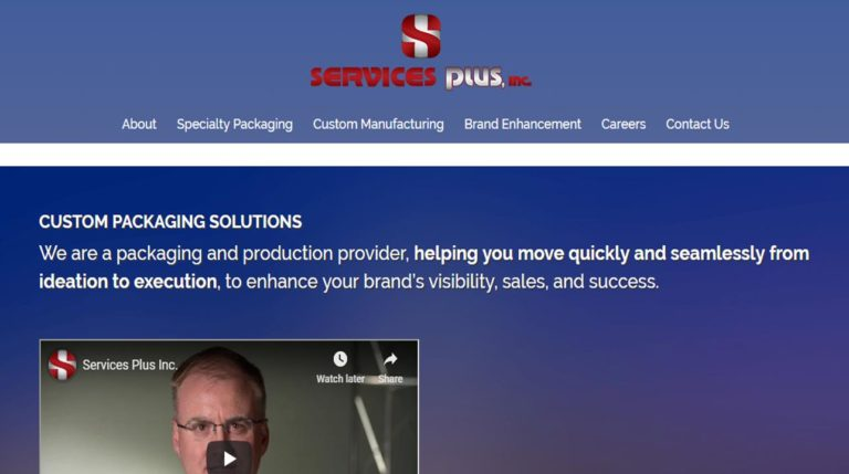 Services Plus, Inc.