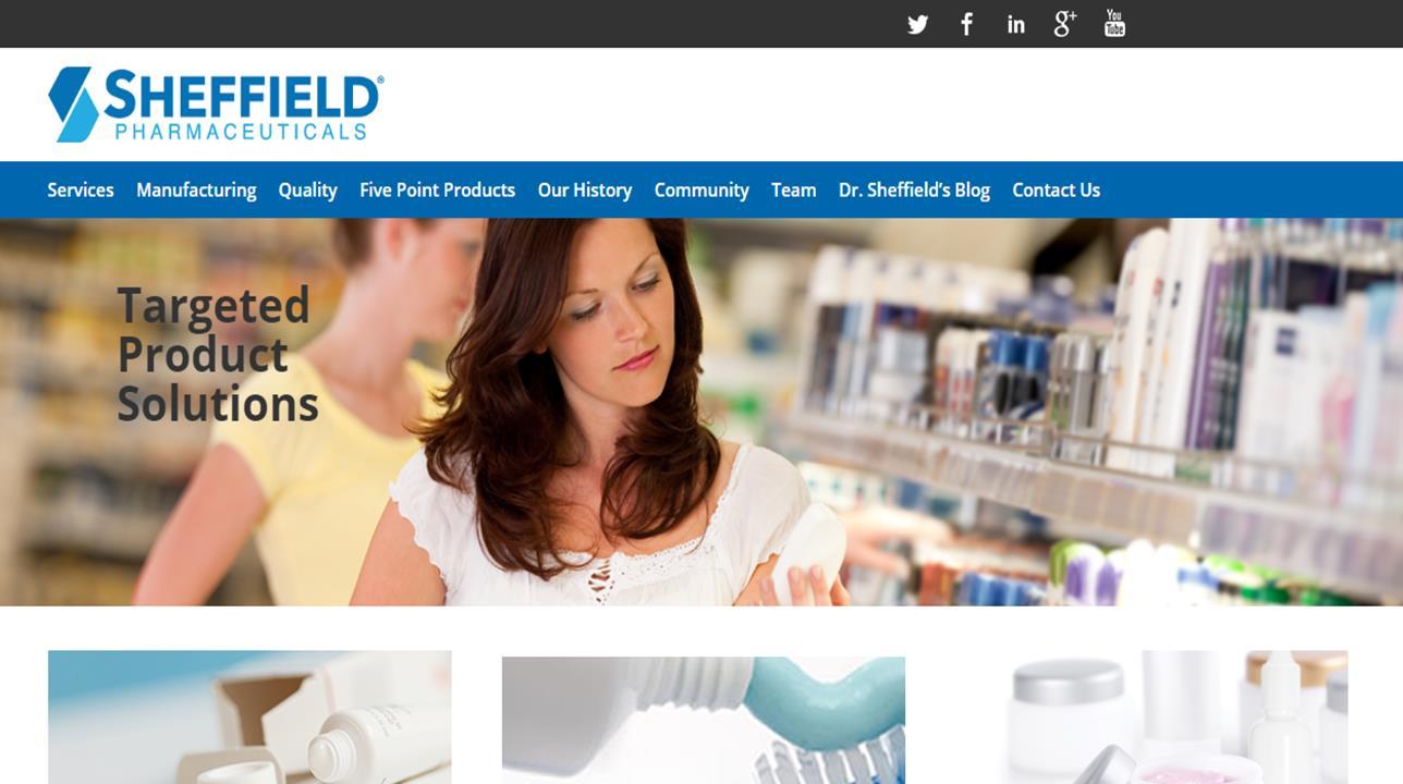 Sheffield Pharmaceuticals