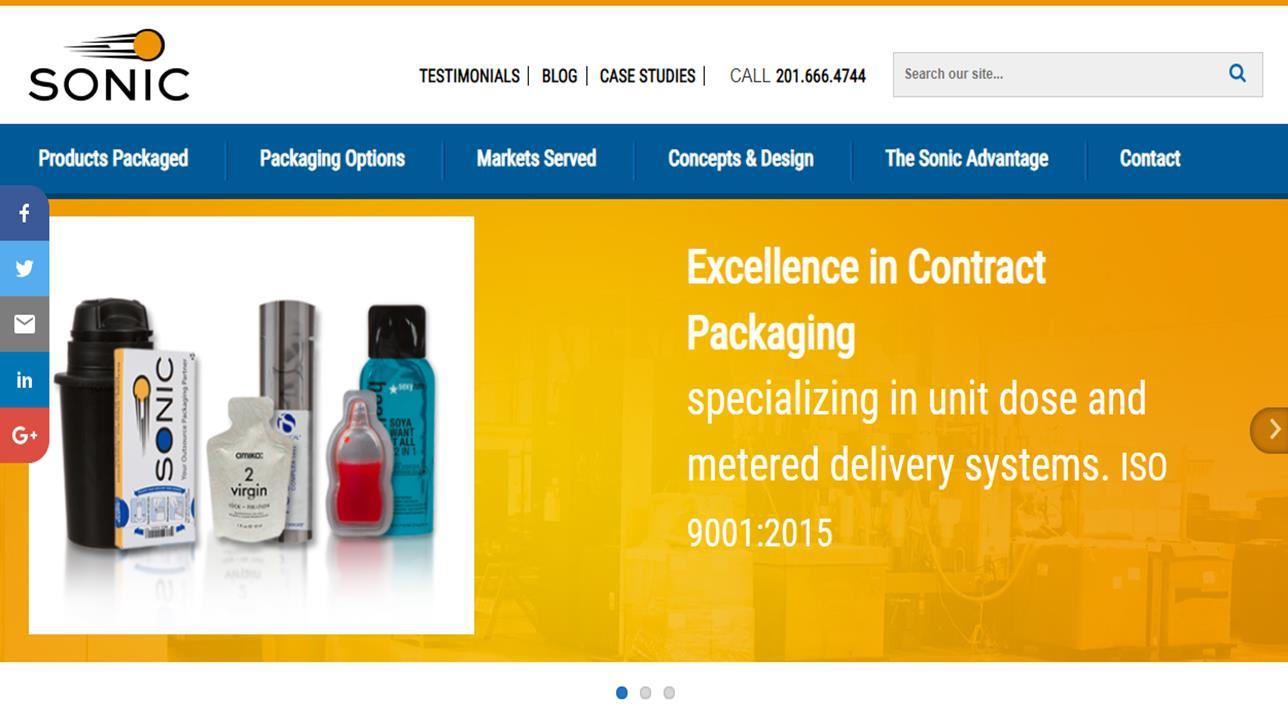 Sonic Packaging Industries Inc.