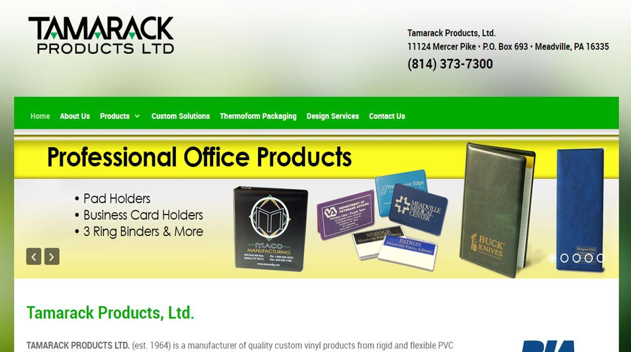 Tamarack Packaging, Ltd.