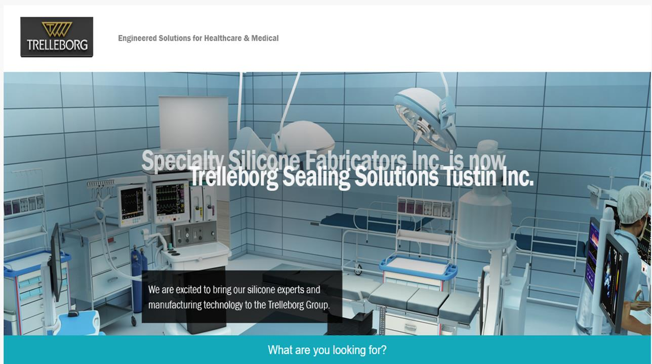 Specialty Silicone Fabricators