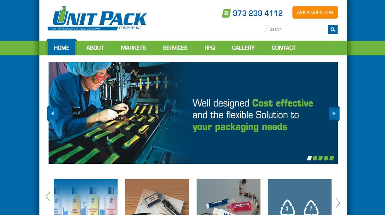 Unit Pack Company Inc.