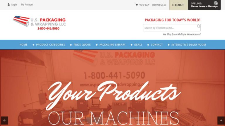 U.S. Packaging & Wrapping LLC