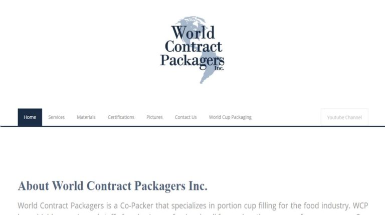 World Contract Packagers, Inc.