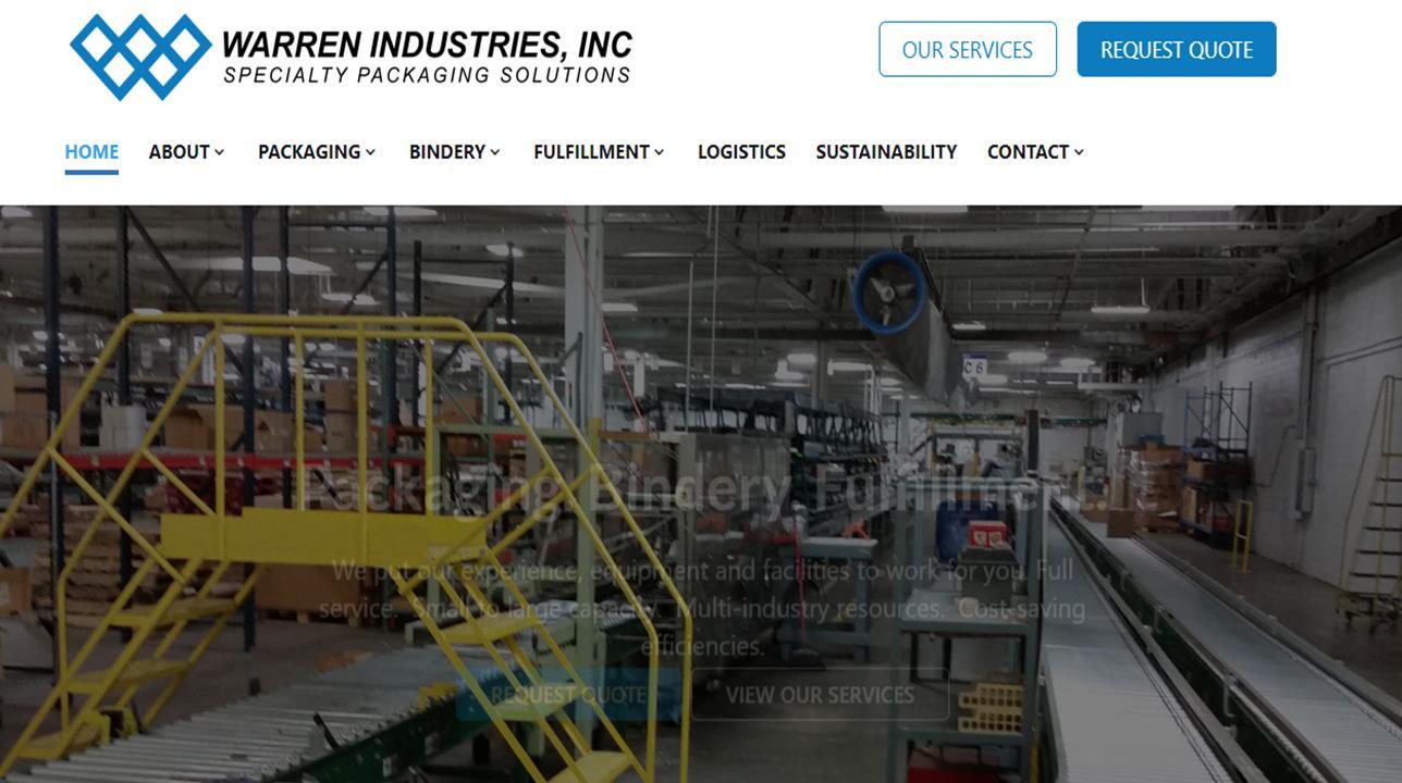 Warren Industries, Inc.