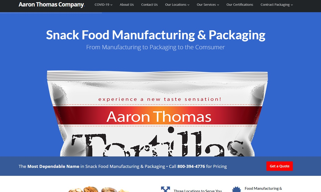 Aaron Thomas Company, Inc.