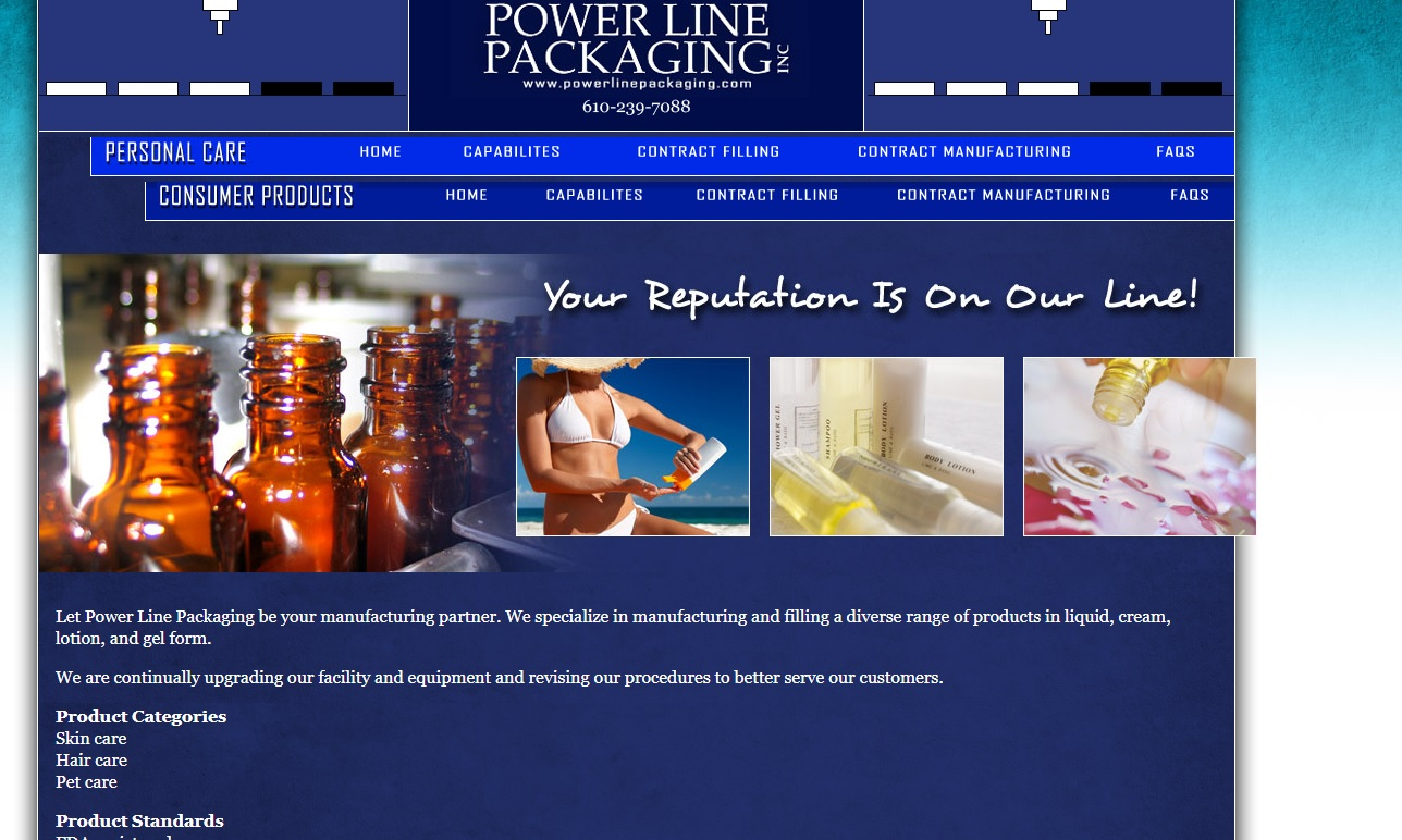 Power Line Packaging Inc.