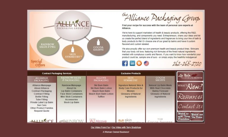 Alliance Packaging Group Inc.